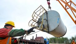 Казахстан запретит на три месяца ввоз бензина из России