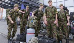 """Британский батальон в Эстонии пушечное мясо для """"Искандеров"""""""