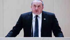 Ранен зять президента Грузии