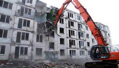 Путин поручил Собянину снести пятиэтажки в Москве