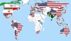 В сеть выложили карту, на которой обозначены самые опасные страны мира