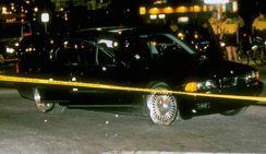 BMW, в котором убили рэпера Тупака Шакура, продадут