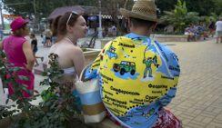 Турпоток в Крым значительно вырос