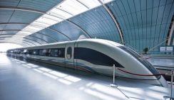 КНР разрабатывает самый быстрый поезд на магнитной подушке