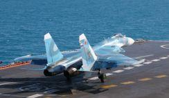 Почему так часты аварии на авианосце РФ в боевых действиях?