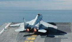 """Названа причина падения Су-33 с """"Адмирал Кузнецов"""""""
