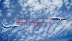 Над Волгоградом чуть не столкнулись два пассажирских самолета
