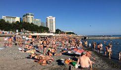 В Сочи проверили качество морской воды