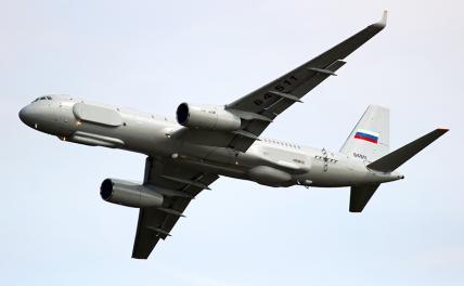 Открытый разведчик: Как самолёт Ту-214ОН легко становится Ту-214Р