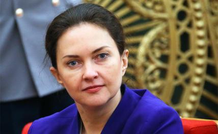 «Железная леди» Госдумы уходит в отставку