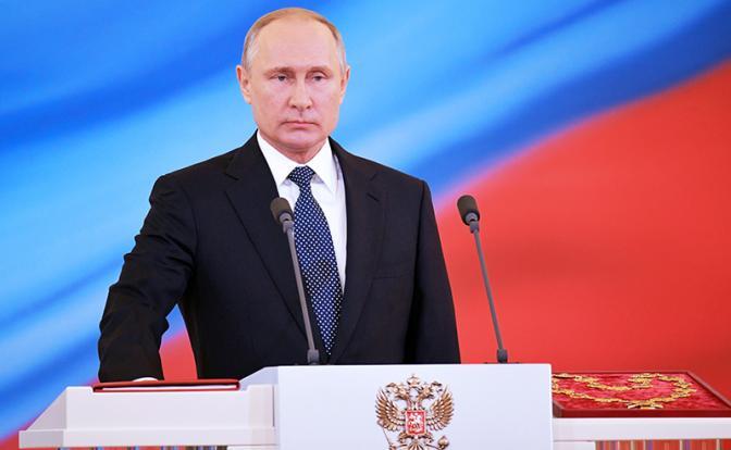 Бессрочный Путин: Россия сделала шаг к диктатуре - Свободная Пресса