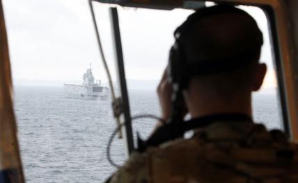 Атлантика: Британия объявила охоту на русских диверсантов