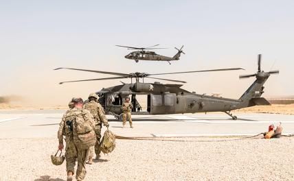 В Афганистане американцы наступили на британо-советские грабли
