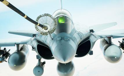 Унесенные «Шквалом»: Париж ведет с Вашингтоном воздушный бой за небо над Киевом