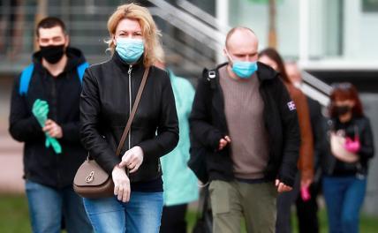 Когда закончится пандемия: Несколько наивных вопросов про новую волну коронавируса