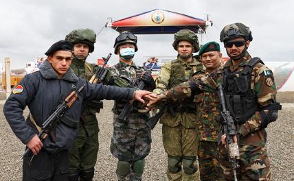 Москва против НАТО создает в Азии военный союз «библейских размеров»