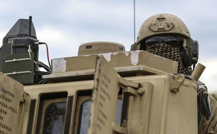 Польша научит НАТО держать в руках автомат и рыть окопы