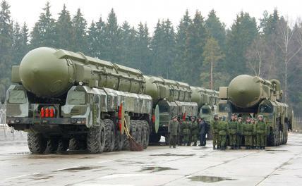 Секретный «Кедр»: Америку ждет ядерный лесоповал