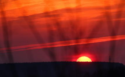 В мае россиян ждет «опасное солнце»