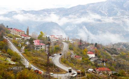 Странная война или восточная хитрость Алиева?