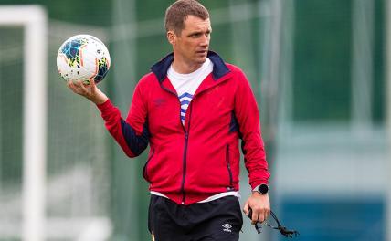 «Краснодар» назвал фамилию нового главного тренера