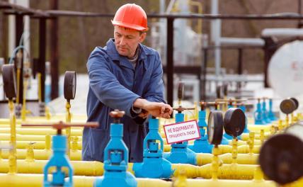 Украина кричит: «Дави на газ!»