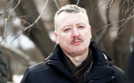 Стрелков назвал неизбежной войну России с Украиной