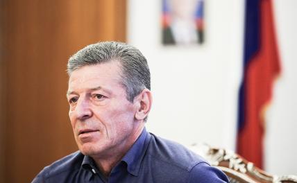 Козак с помощью анекдота описал заседание контактной группы по Донбассу