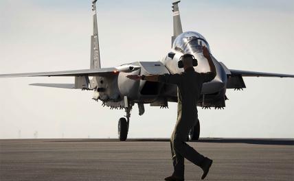 Поможетли сотня американских F-15 остановить истребители Путина