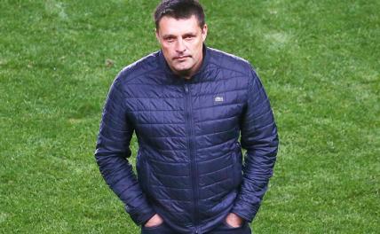 Главный тренер «Химок» может возглавить «Локомотив»