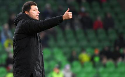 Мусаев может возглавить вторую команду «Краснодара»