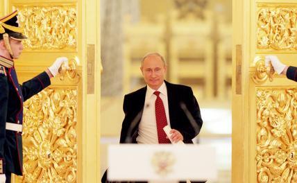 Путин жил, Путин жив, Путин будет жив
