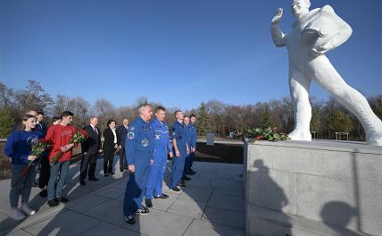 Путин не был на месте приземления Гагарина