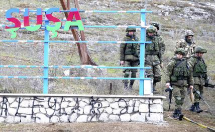 Армянская разведка оставила «Искандеры» без зубов