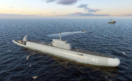 «Страж»— первый русский корабль-подлодка: и ходит, и ныряет