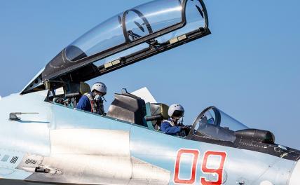 Русские асы нагнали страху на американцев в схватке за небо
