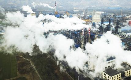 Великая китайская стена спасет мир от парникового эффекта