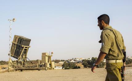 Израиль в ужасе: советская ракета 22апреля 2021 года легко пробила знаменитый «Железный купол»