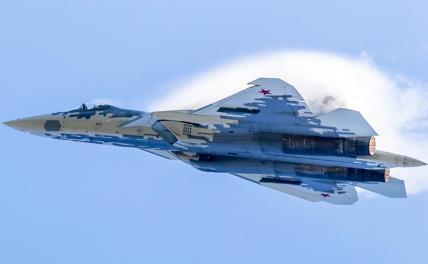 Новые проблемы: Су-57 будет сражаться с врагом в гордом одиночестве