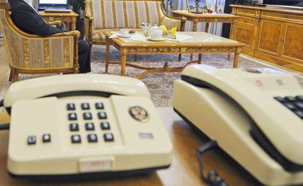 Тайны телефонных разговоров: Путин? Привет, это Байден на проводе