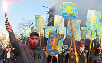 Кто разгромит дивизию СС, марширующую по Киеву?
