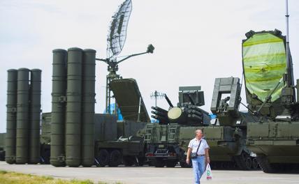 Вашингтон объявил войну российскому оружию
