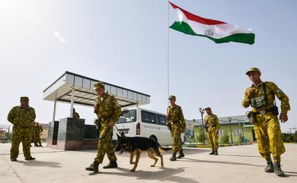 Стало известно о ситуации на границе Киргизии и Таджикистана 30апреля