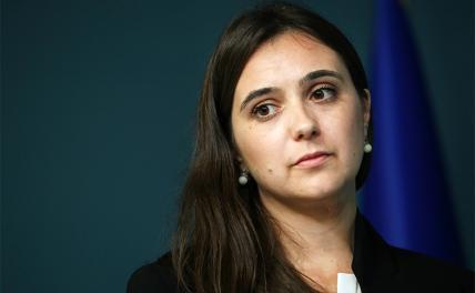 Пресс-секретарь Зеленского написала заявление об увольнении