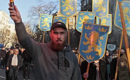 Германия в шоке: Киев уже не стесняется прославлять Гитлера - Свободная Пресса