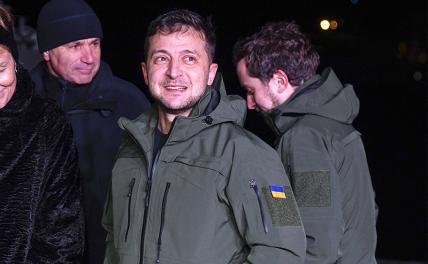 Зеленский бросил бронированных «Кентавров» в битву за Киев