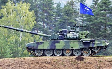 Стало понятно, когда танки НАТО появятся под Белгородом и Курском