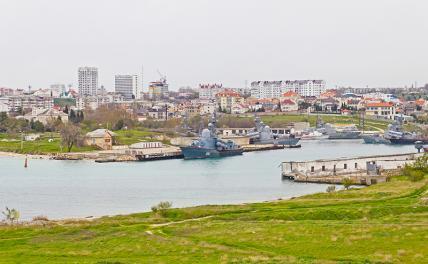 Вторые сутки в Севастополе разворачивается экологическая катастрофа