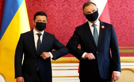 Не в ту дуду пропел поляк Дуда Киеву о вступлении в НАТО