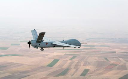 Воздушный бой: «Анка» из Турции против русского «Ланцета»
